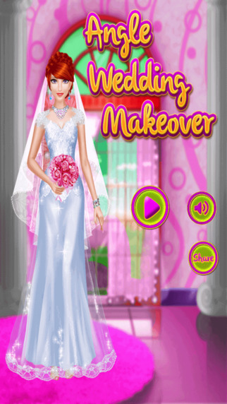Angle Wedding Makeover - Home