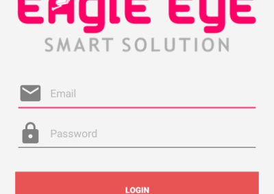 Eagle Eye - Login
