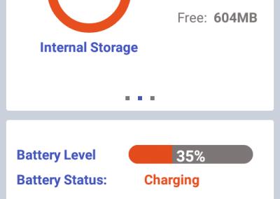 Engage - Internal Storage