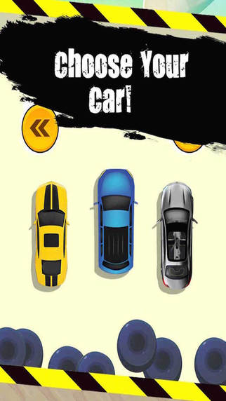 Traffic Car Racing - Choose Car