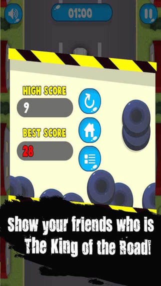 Traffic Car Racing - High Score